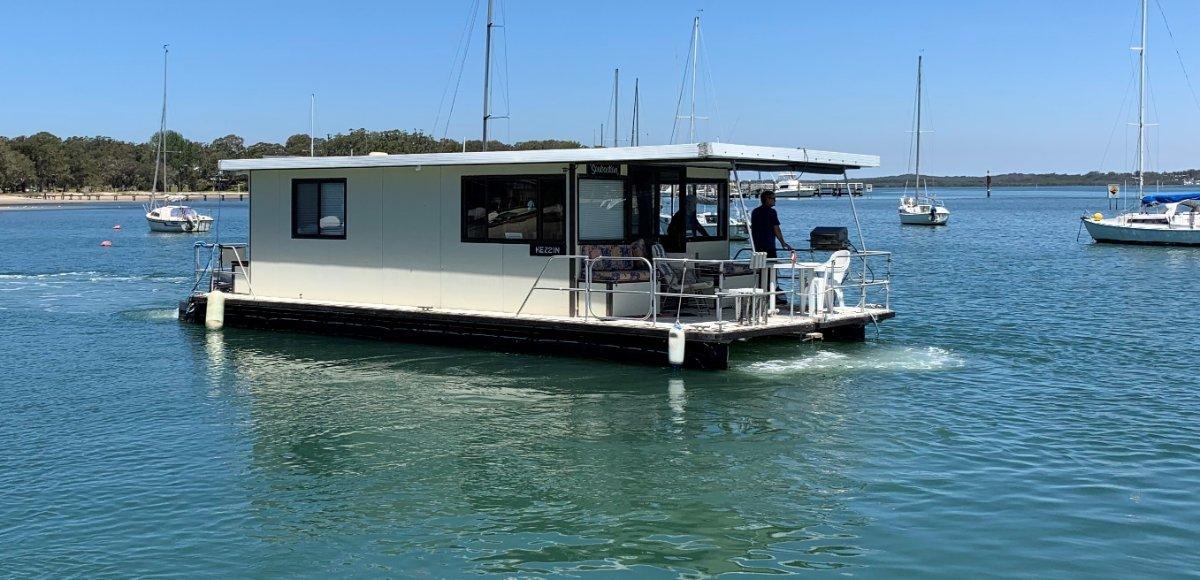 Two Bedroom Houseboat