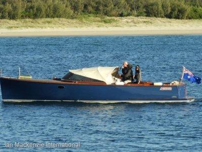 Van De Stadt 33 Classic Day Boat