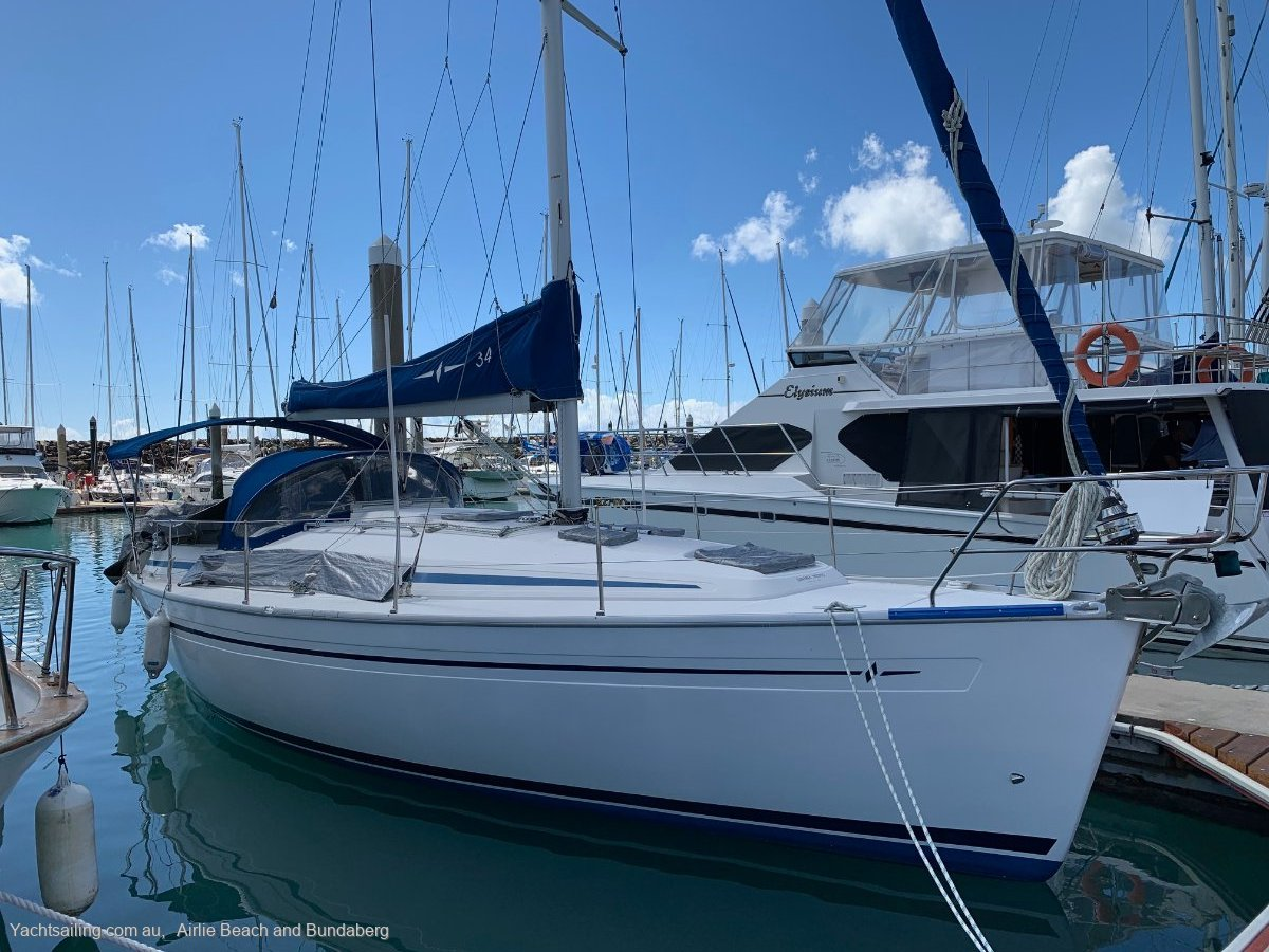 Bavaria 34 In The Mood is now ready