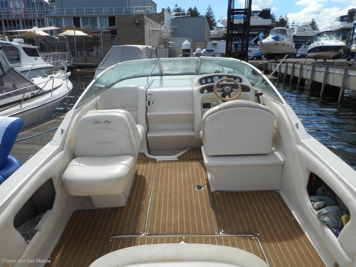 Sea Ray 245 Weekender MANIFOLDS REPLACED 2016 AND NEW LEG 2018!!!!