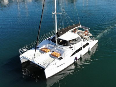 Seawind 1000 XL in survey