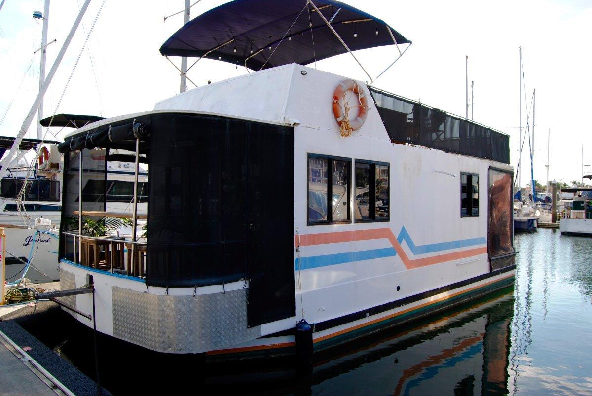 Bob Culley House Boat