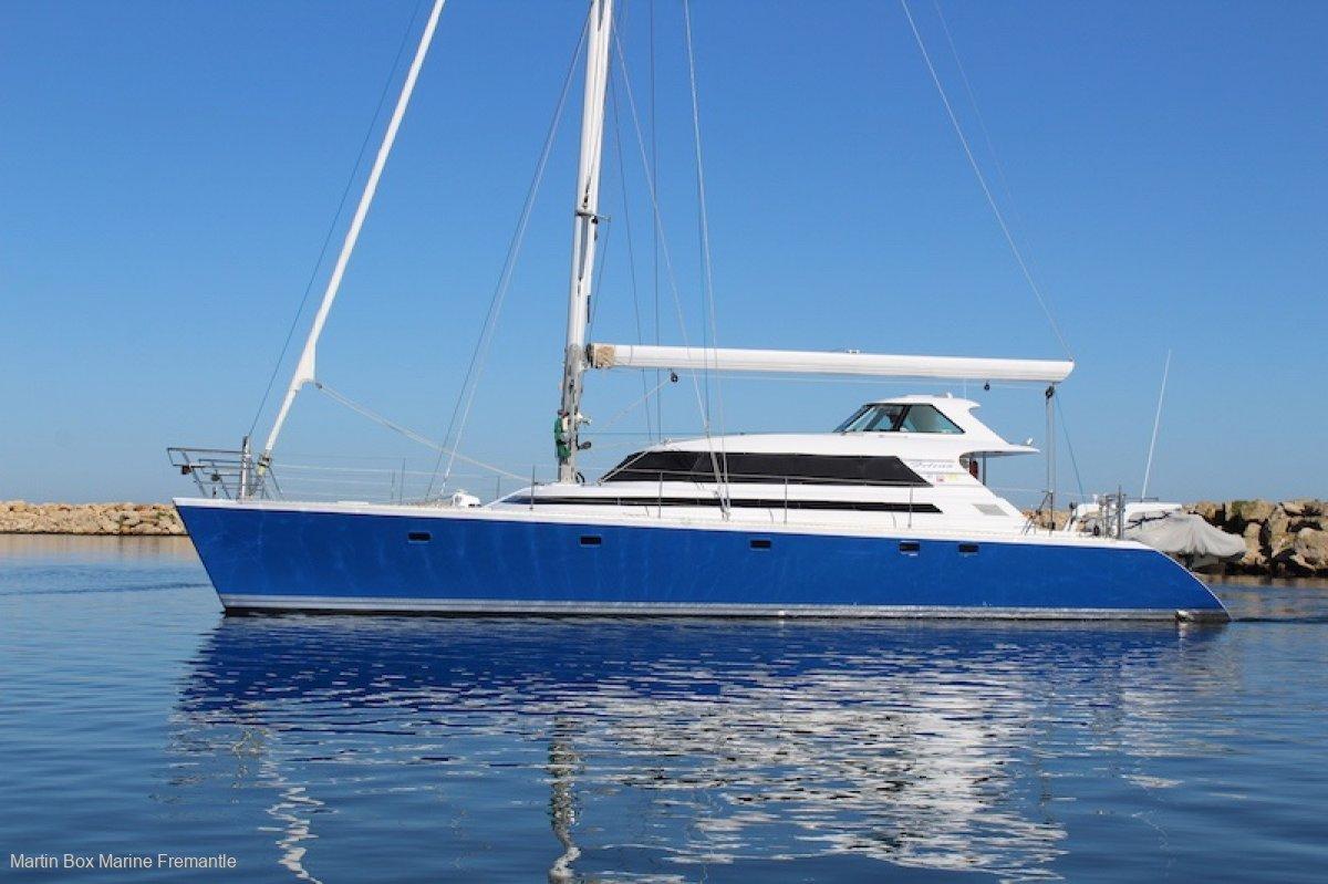Crowther Sailing Catamaran 58' Custom