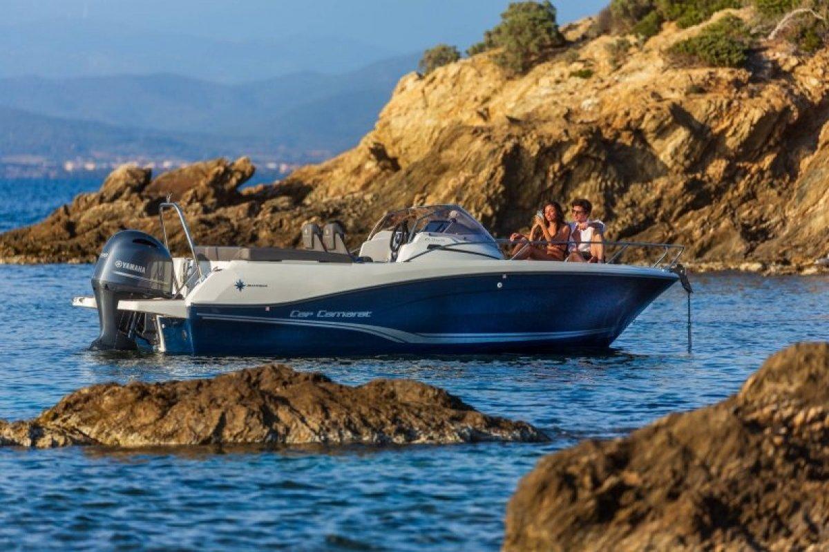 Jeanneau Cap Camarat 6.5wa Series 3 150hp