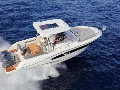New Jeanneau Cap Camarat 9 0 Wa: Trailer Boats | Boats