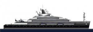 NEW BUILD - 85m Steel/Aluminium Superyacht