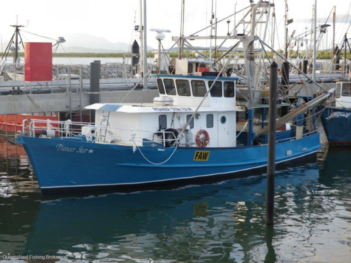 Trawler TS399 - T1 Primary L3 and 325 nights