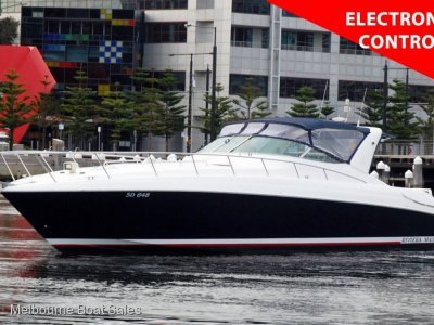 Riviera M430 Sports Cruiser - ELECTRONIC CONTROLS