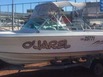Pacemaker Runabout 17ft