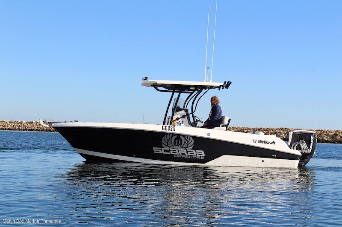 Wellcraft 242 Fisherman 2016 Model
