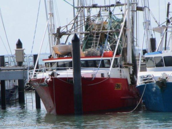 Trawler TS414 -Licences +189 EC + (92 TS Days)