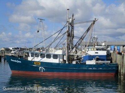 Trawler TS406 - Vessel, T1 L3 + 327 Days