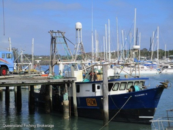 TS419 East Coast Trawler Package T1 + 12,400 TEU's
