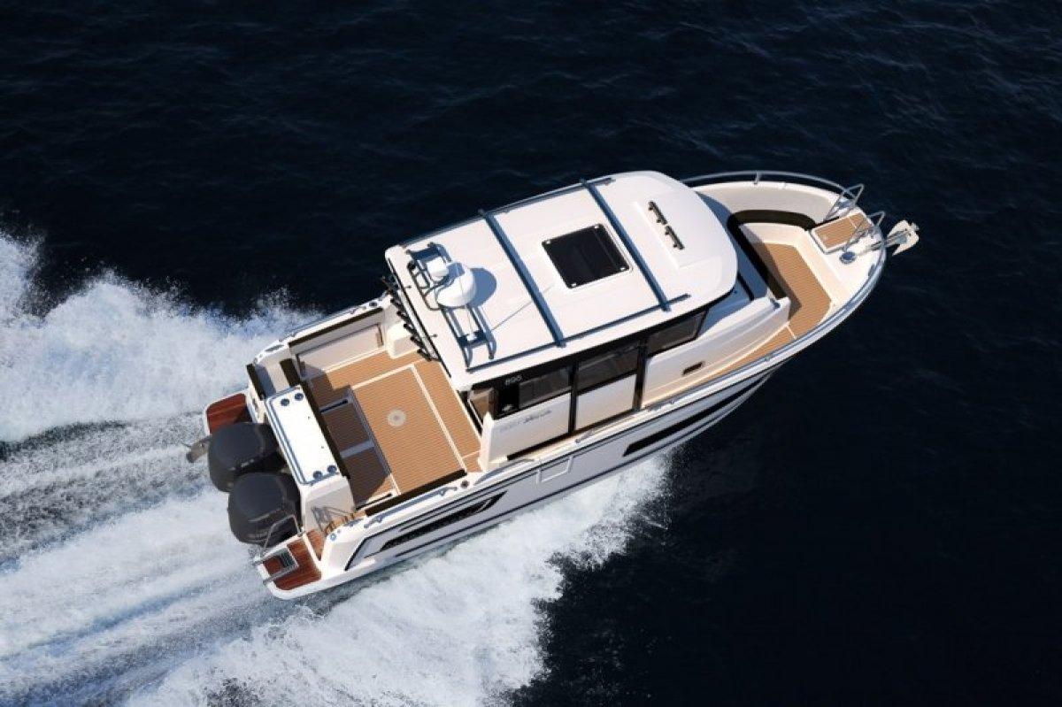 Jeanneau Merry Fisher 895 Marlin 350hp