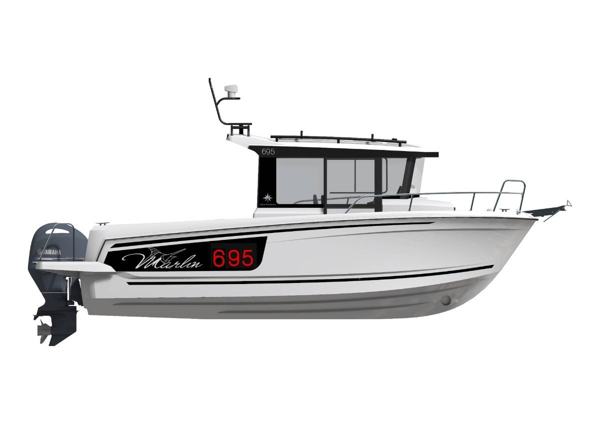Jeanneau Merry Fisher 695 Marlin Series 2