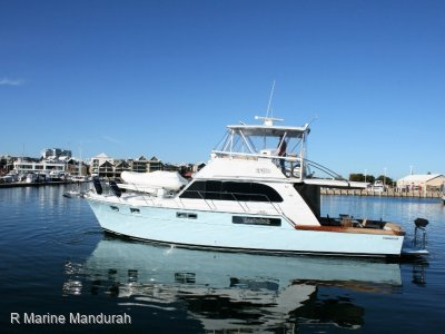 Bertram 45 Flybridge ***EXTENSIVE REFIT***$369000***
