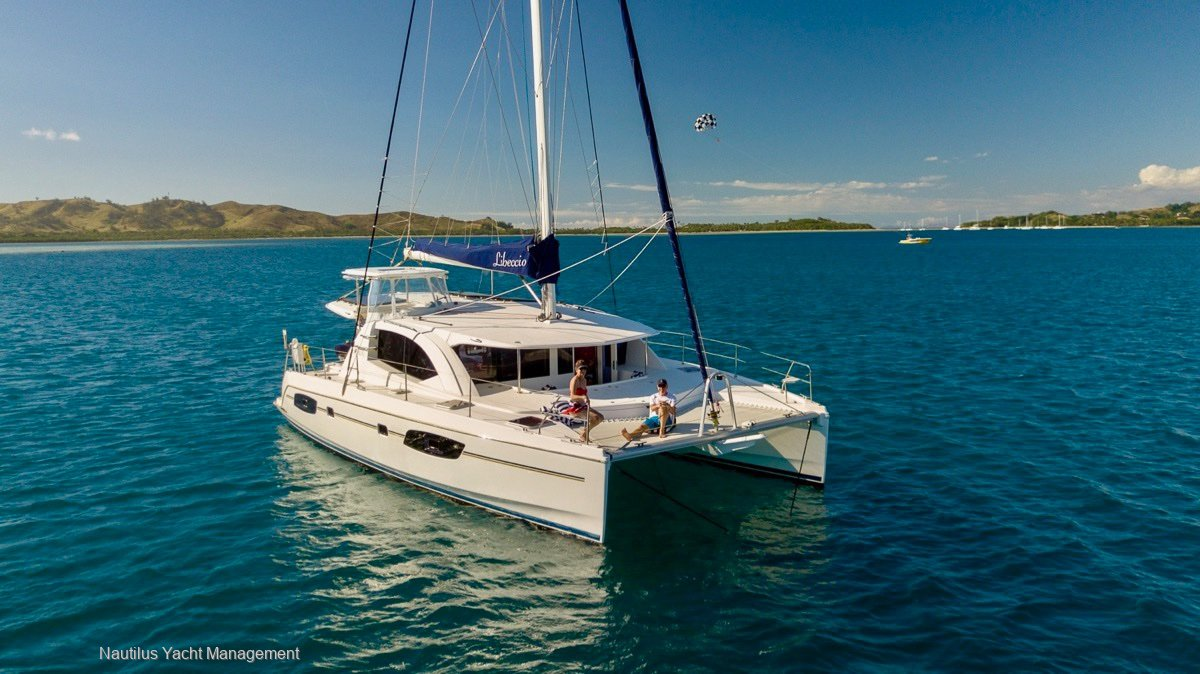 Leopard Catamarans 44 Owner's version. Never chartered. One owner.