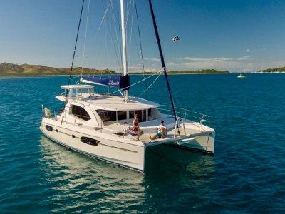 Leopard Catamarans 44 Owner's version. Never chartered. One owner.