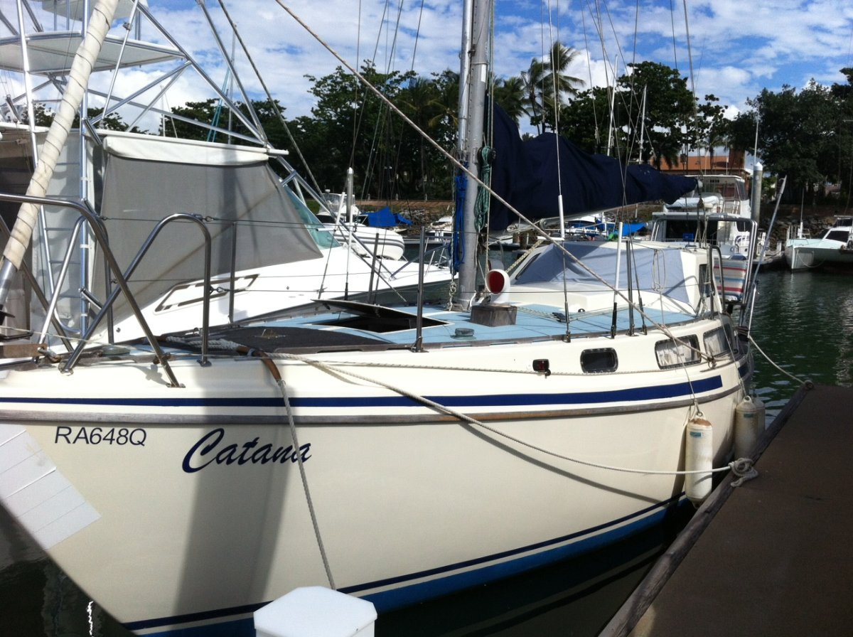 Fraser 31 SOLD MORE BOATS WANTED