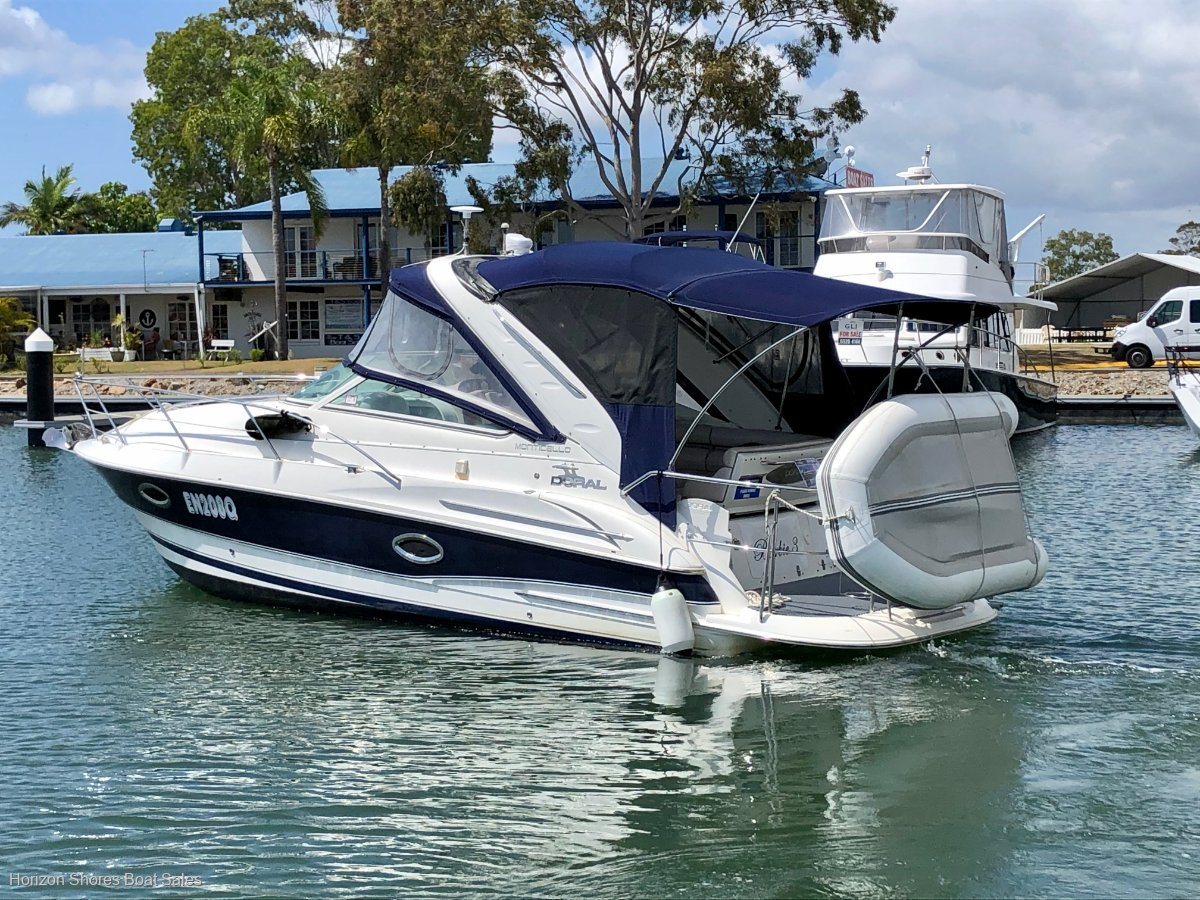 Doral Monticello 28 For Sale Horizon Shores Boat Sales