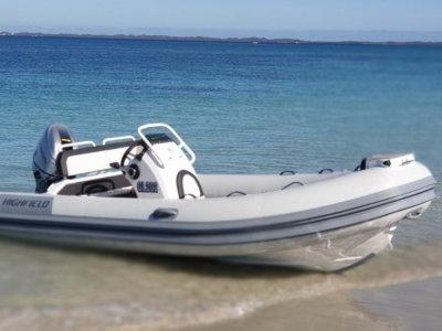 Highfield Ocean Master Deluxe 460 Rigid Inflatable