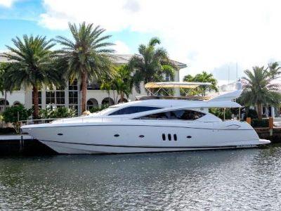 Sunseeker 115 Flybridge Motor Yacht