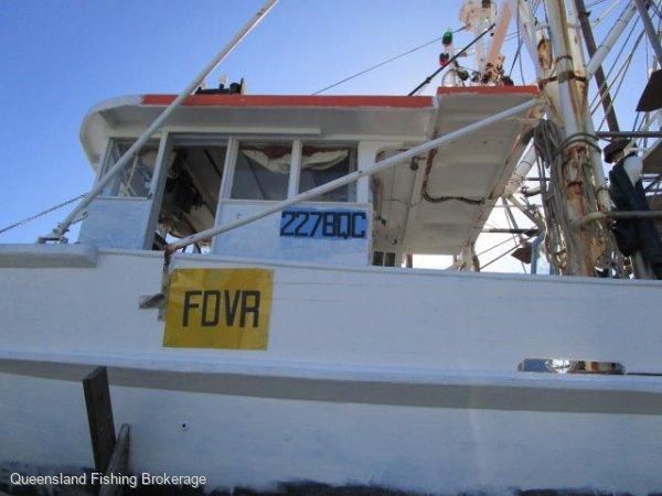 TS383 Timber Bay Trawler + M2