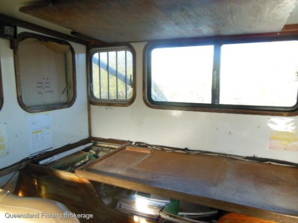 Trawler TS366 - $395,000 - Vessel, Licence & TEU