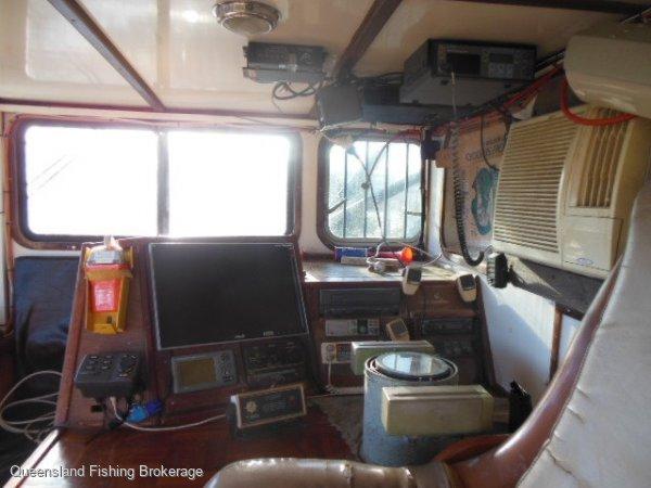 Trawler TS366 - $395,000 - Vessel, Licence & TEU