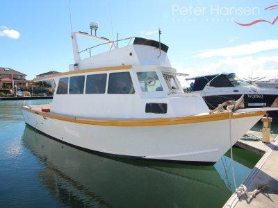 Westcoaster Converted Crayboat