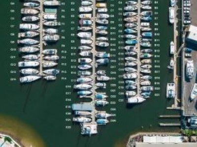 9 metre marina berth B1 at Kawana Waters Marina