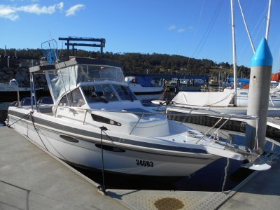 Haines Hunter 800 Patriot Walkaround ULTIMATE FISHING VESSEL