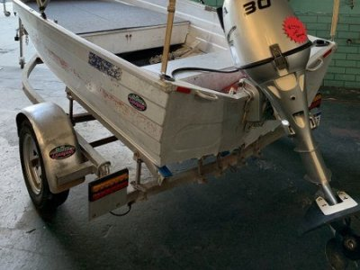 Stacer Dingy 3.75m