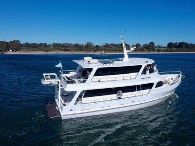 Mclaren Ex-Trawler 1984 mclaren trawler