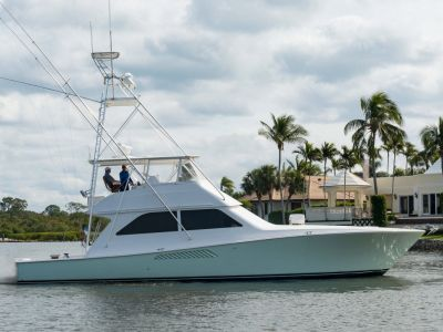 Viking 54 Convertible