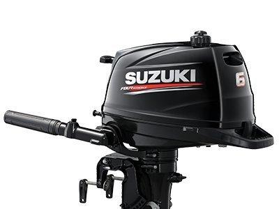 2018 NEW Suzuki 6hp 4-Stroke, Outboard