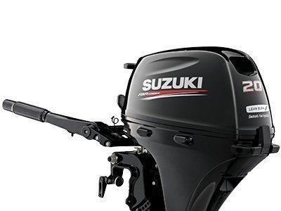 2018 NEW Suzuki 20hp 4-Stroke Outboard Short Shaft