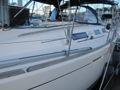 Dufour Grand Large 365 - Luxury two-cabin with genset, solar & davits