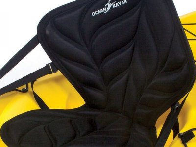 OCEAN KAYAK COMFORT ZONE SEAT BACKS = $ 145.00 - 2 ONLY