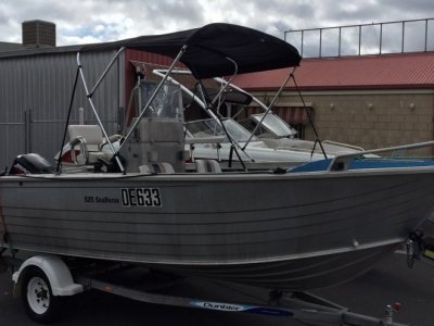Stacer Evo Hull 5.25 Centre Console