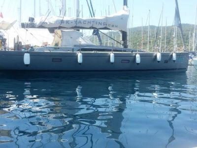 Sly Yachts 53