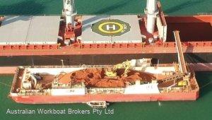 Self Propelled Barge / Transhipper
