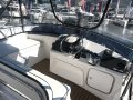 New Caribbean C2700 FB Outboard:Typical bridge dash laout