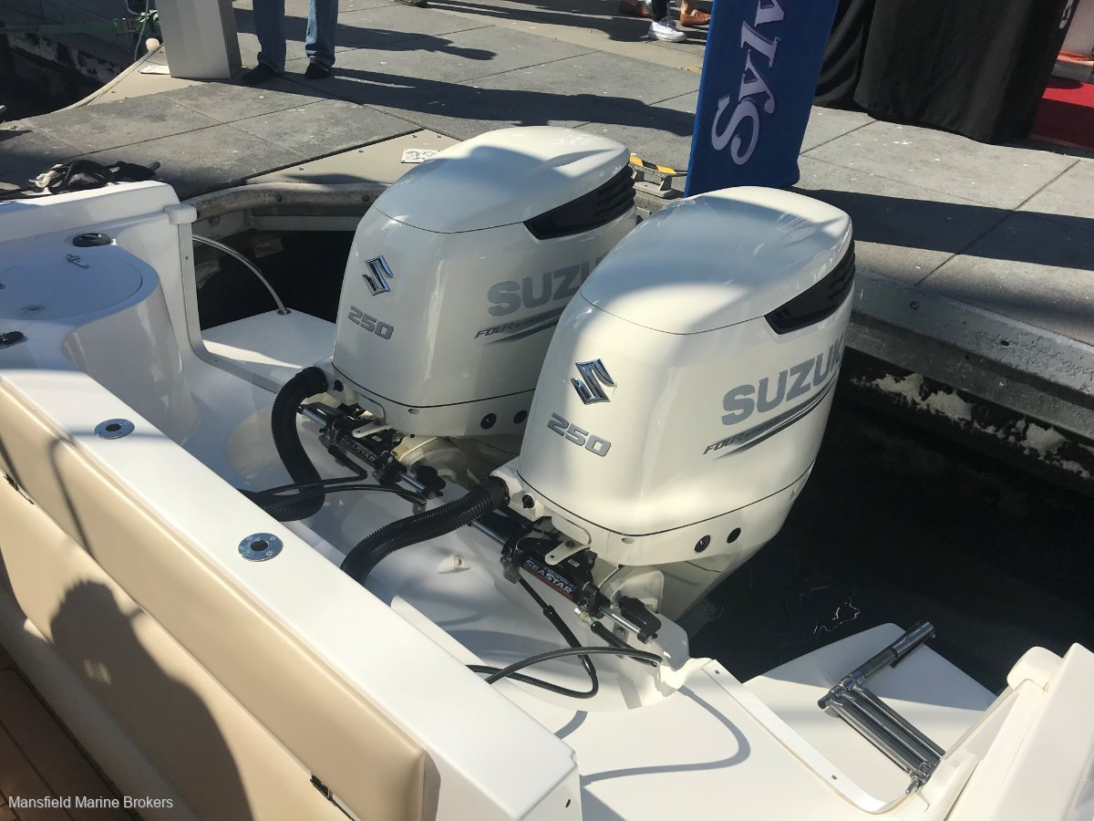 New Caribbean C2700 FB Outboard
