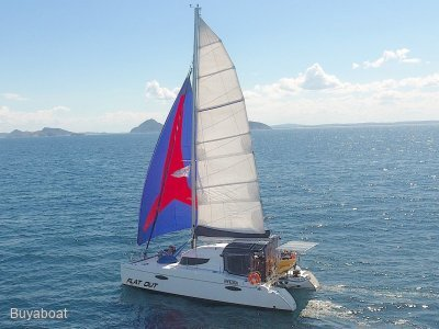 Fountaine Pajot Mahe