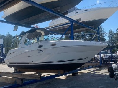 Sea Ray 275 Sundancer LOW HOURS & PRESENTS LIKE NEW!!