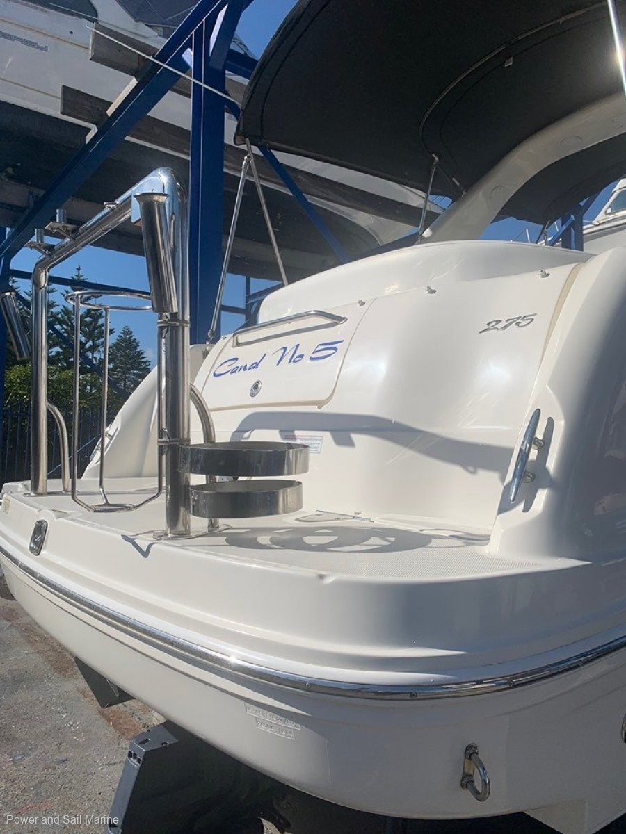 Sea Ray 275 Sundancer LOW HOURS & PRESENTS LIKE NEW!!