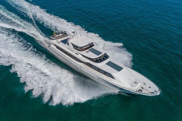Westship World Yachts 108