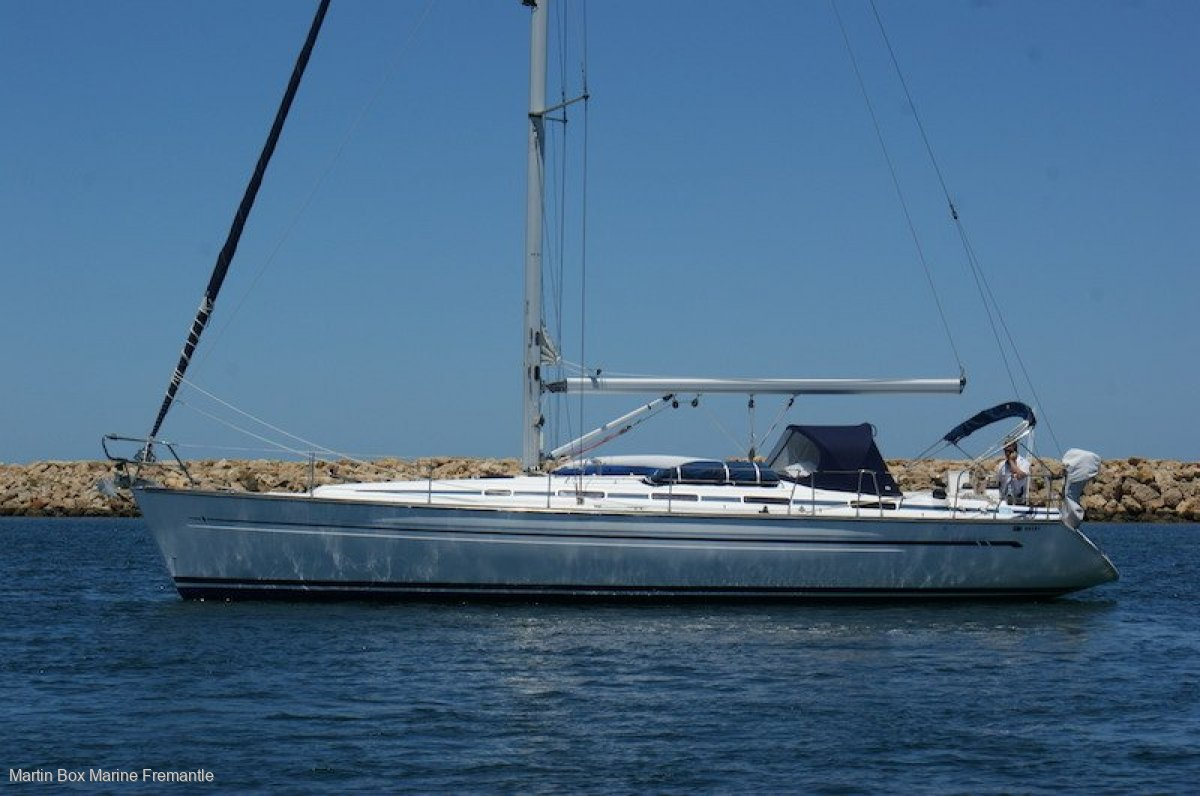 Bavaria Cruiser 44 Shoal Draft Keel