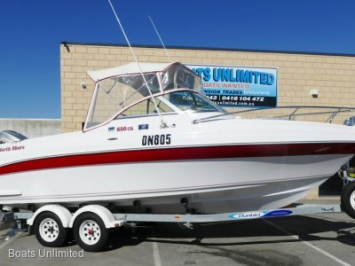 Northshore 650 Offshore FAMILY FISHING DIVING ALL ROUNDER